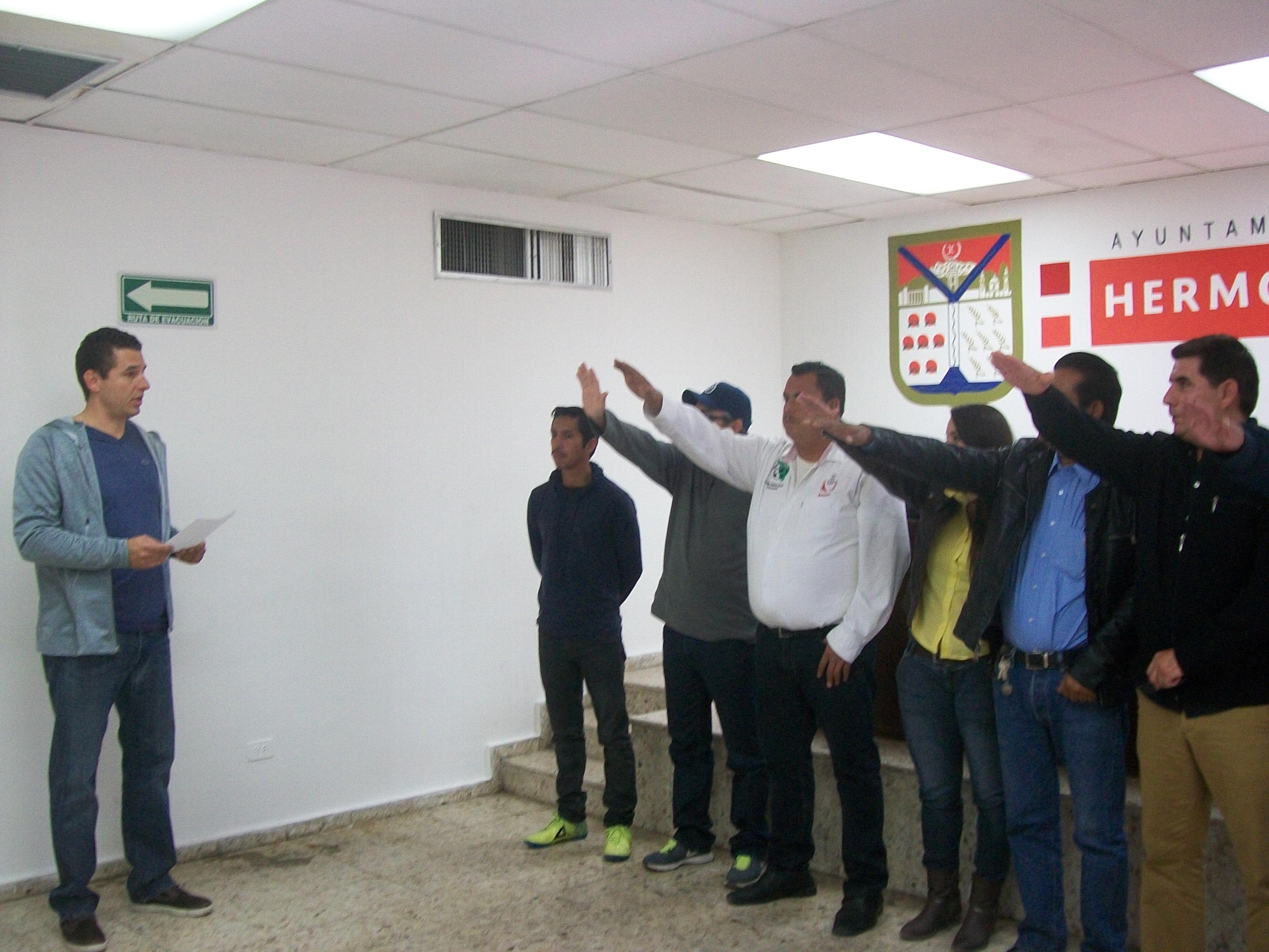 Liga municipal de futbol idh for Liga municipal marca