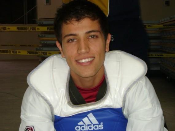 Cristian Alvarado es seleccionado mexicano